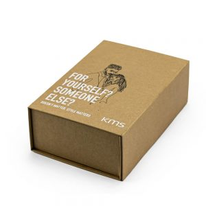 Kraft Folding Gift Boxes1