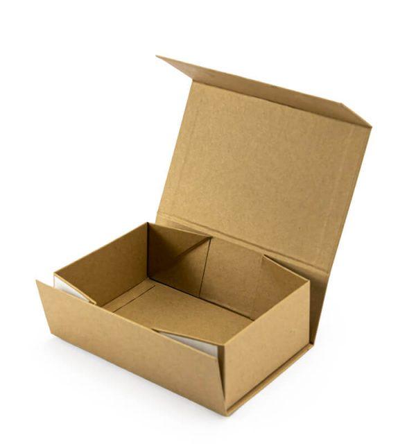 Kraft Folding Gift Boxes2