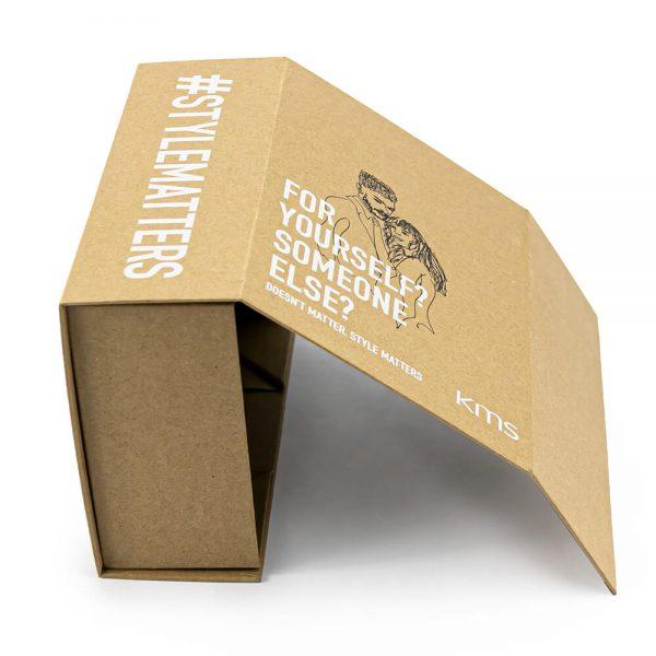 Kraft Folding Gift Boxes3