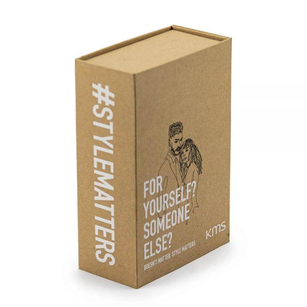 Kraft Folding Gift Boxes5